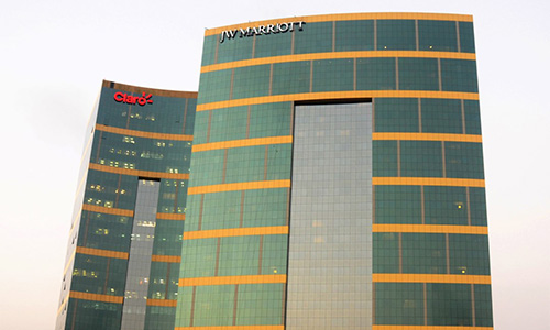 Hotel Marriot (Lima)
